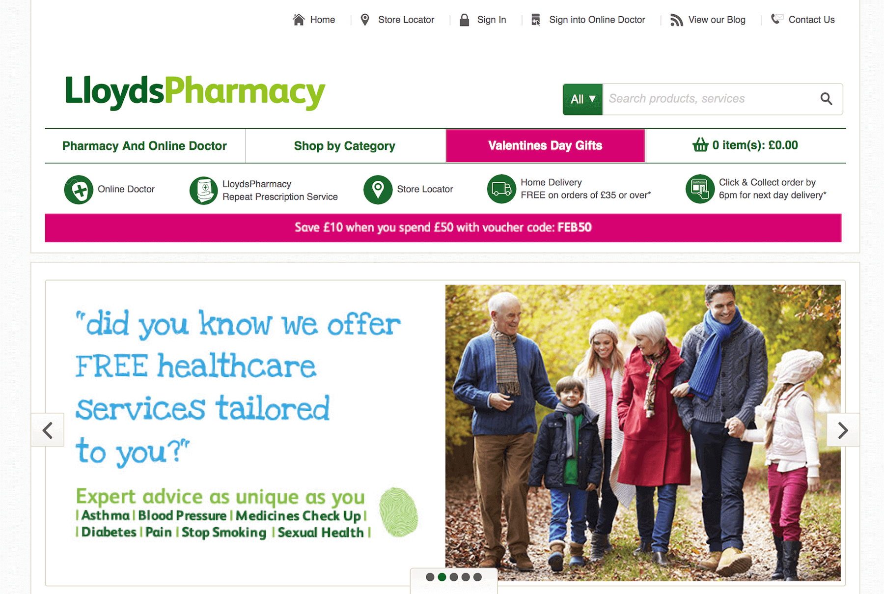 LloydsPharmacy.com Pharmacy Review