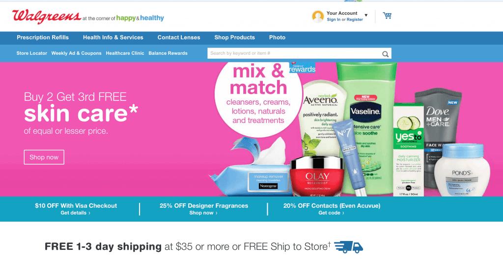Walgreens.com Pharmacy Review
