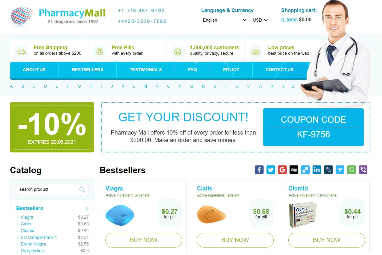 PharmacyMall Review